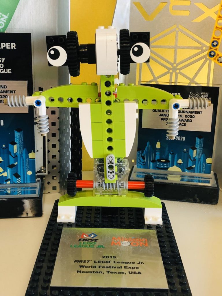 2019 FIRST LEGO League Jr. World Festival Expo
