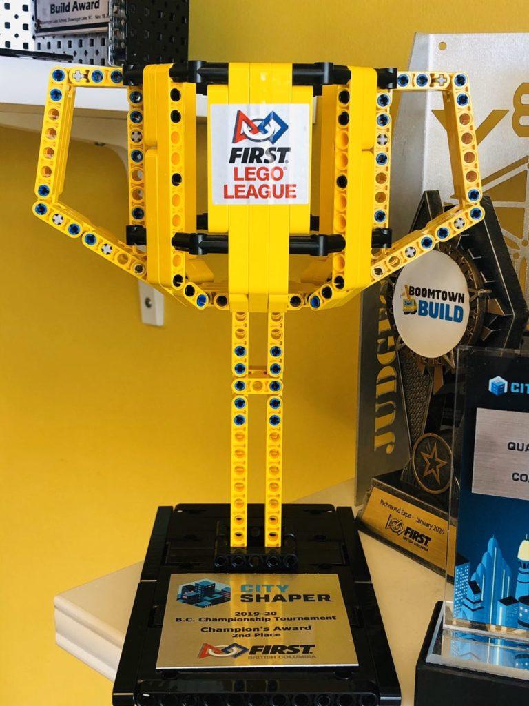 2019-2020 BC FLL Championship Tournament Championship 2nd Place